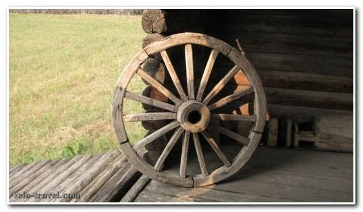 история развития колес