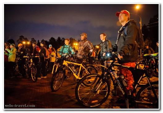 организация велосипедных мероприятий
