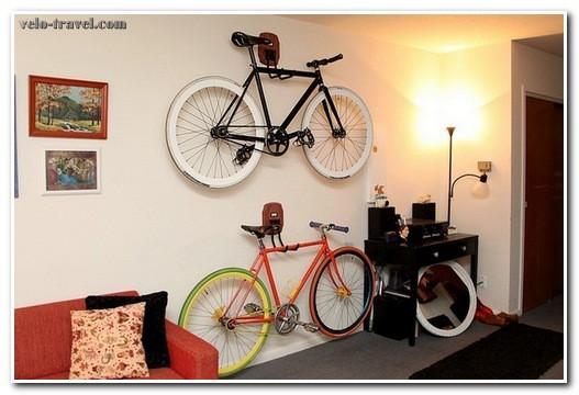 парковка и хранение велосипеда