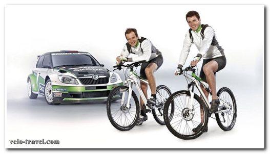 велосипед или автомобиль