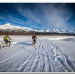 На велосипеде зимой – это реально!