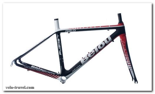рама ригидного велосипеда