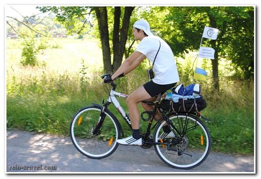 велопоход в андрушёвку