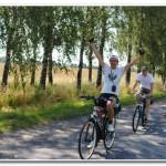 Велопоход в Андрушевку: первая 150-ка!