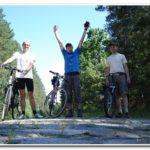 Велопоход в Тригорье! 130 километров на велосипеде за день!