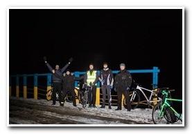 Здоровый образ жизни: вечерние поездки на велосипеде!