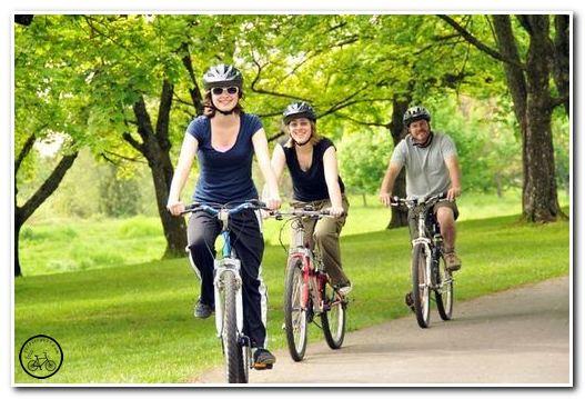 Польза прогулок на велосипеде, или как прибавить здоровья!