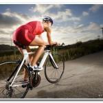 Правильная езда на велосипеде против бессмысленной езды на автомобиле