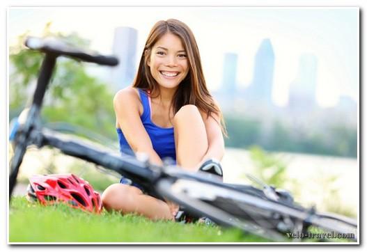 велосипед улучшает здоровье