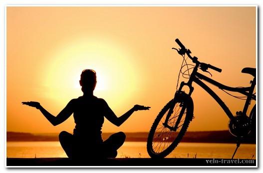велосипедная йога