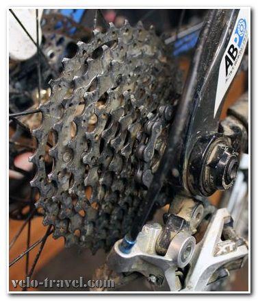 Смазка для велосипеда. Кратко о типах и областях применения