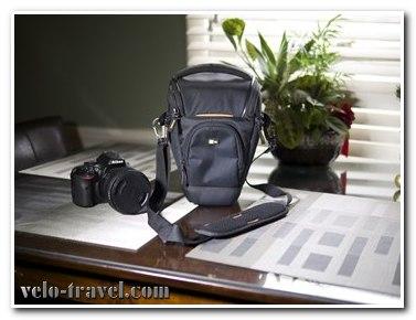 Сумка для фотоаппарата путешественника. Личный пример