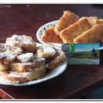 Питание в велопоходе: вкусные и сытные гренки всего за 20 минут!