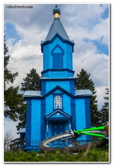 Велопоход в Солотвин: встречный ветер нипочём!