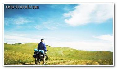 Велотуризм: виды, снаряжение, советы