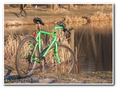 Неожиданное падение с велосипеда – собственный опыт!