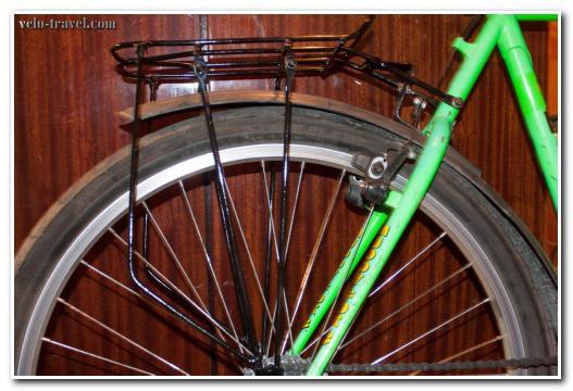 Как сделать багажник для велосипеда своими руками?