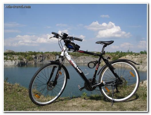Kallkoff — мой первый гибридный велосипед!