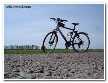 Kallkoff — мой первый гибридный велосипед