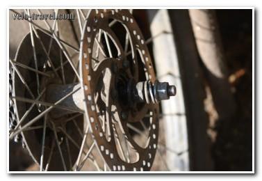 Ось велосипеда не вечна – замена за 10 минут!