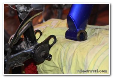 Двух-подвес – как вылечить люфт в раме?