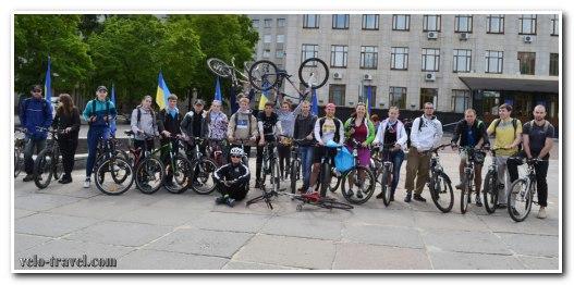 Велоквест: «Галопом по Европах» — город Житомир!