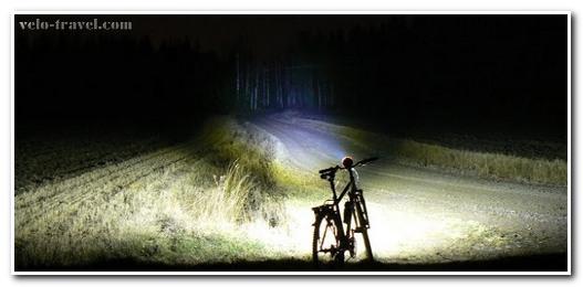 Фонарик для велосипеда – как выбрать один из сотни?