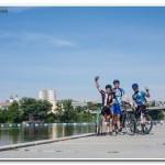 Велопоход Винница – Жмеринка: асфальтовый спуск, закончился грунтовым подъёмом!