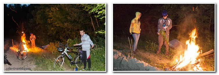 Велопоход «Вообще елки-палки»: отчет и важные рекомендации!