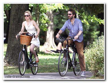 Ваша девушка на велосипеде – мечта или реальность?