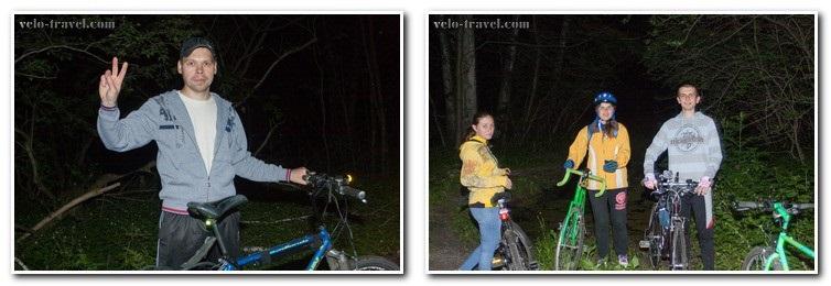 Велосипедная ночь 2015 – на такое никто не рассчитывал!