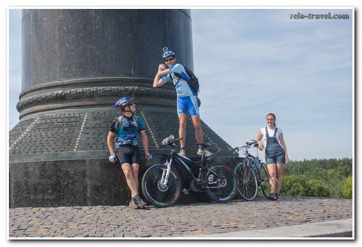 Велоквест «Незалежність»: город Житомир