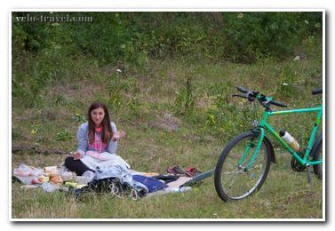 Велопоход в Кодню: ветер и холод нам нипочём!