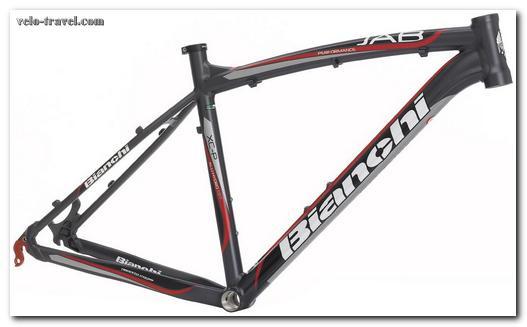 Велосипедная рама и ее геометрия