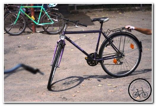 Городской велосипед Adventore