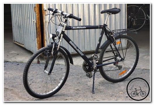Горный велосипед BergamontГорный велосипед BergamontГорный велосипед Bergamont