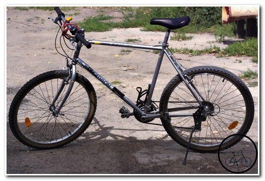 Горный велосипед Decathilon