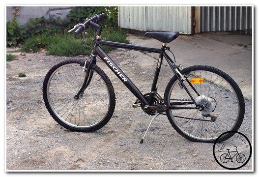 Горный велосипед Fisher