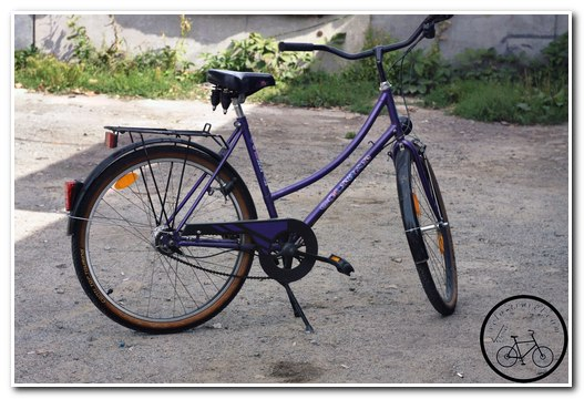 Дамский велосипед GoldRad