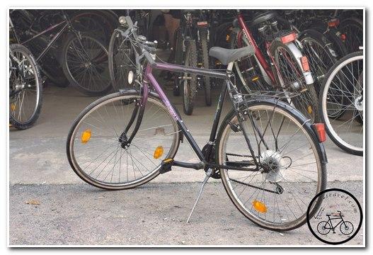 Мужской городской велосипед Capriolo