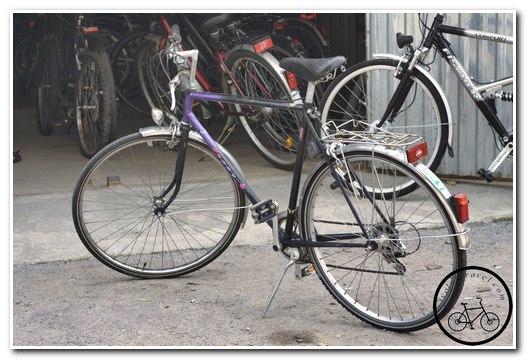 Мужской городской велосипед Happy