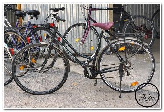 Женский городской велосипед Altra