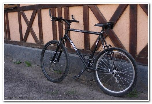 Оригинальный велосипед Trek