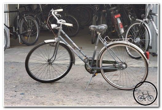 Женский городской велосипед Hercules