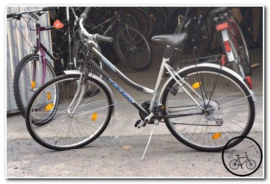 Городской женский велосипед Trend