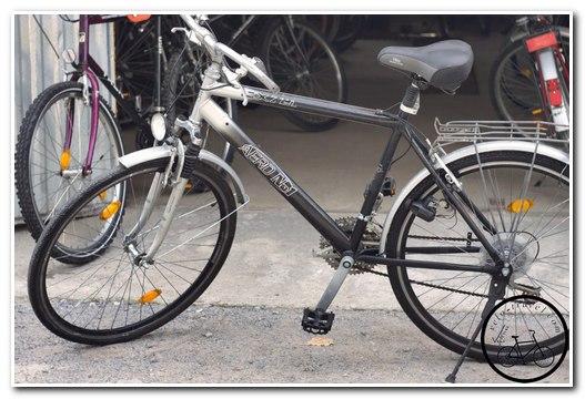 Велосипед Aero №1
