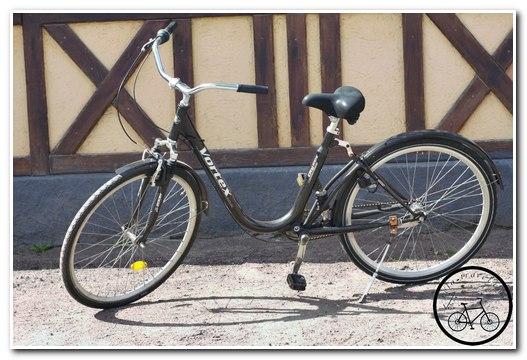 Женский городской велосипед Vortex