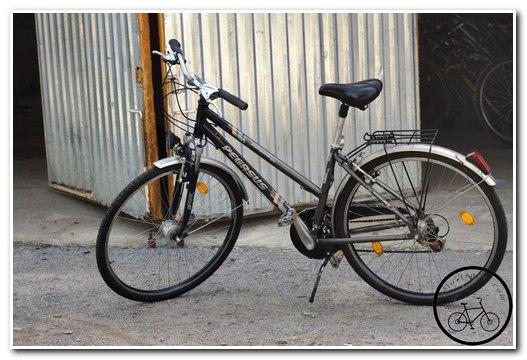 Женский городской велосипед Pegasus