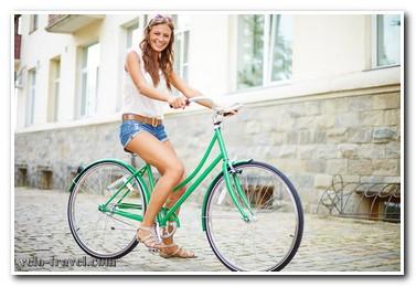 Велосипед – транспорт успешных людей