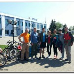 Велопоход по живописным паркам Черниговской области!